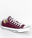 Converse Chuck Taylor All Star Dark Sangria Shoes