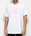 Crooks & Castles Rose White T-Shirt