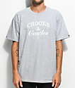 Crooks & Castles Timeless Grey T-Shirt