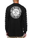 Crooks and Castles Aint No Such Long Sleeve T-Shirt