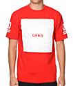 Crooks and Castles Bandit Block T-Shirt