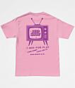Good Worth Peep Show Pink T-Shirt