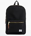 Herschel Supply Black Settlement Backpack