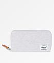 Herschel Supply Co Thomas Light Grey Crosshatch Wallet