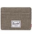 Herschel Supply Co. Charlie Canteen Crosshatch Cardholder Wallet