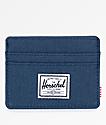 Herschel Supply Co. Charlie Navy Cardholder
