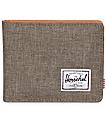 Herschel Supply Co. Hank Canteen Crosshatch Bifold Wallet