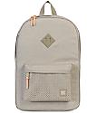 Herschel Supply Co. Heritage Aspect Dark Khaki Crosshatch 21.5L Backpack