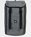 Herschel Supply Co. Iona Raven Crosshatch Aspect 24L Backpack