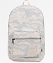 Herschel Supply Co. Pop Quiz Washed Canvas Camo 22L Backpack