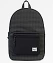 Herschel Supply Co. Settlement Black Grid 23L Backpack