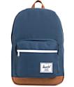 Herschel Supply Pop Quiz Navy Blue 20L Backpack