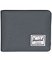 Herschel Supply Roy Dark Shadow Bifold Wallet