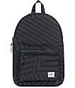 Herschel Supply Settlement Dazzle Camo Black 23L Backpack