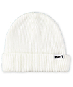 Neff Fold White Beanie