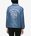 Obey Forbidden Pleasures Coaches Jacket