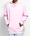 Obey Lo-Fi Pink Hoodie