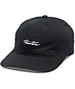 Primitive Mini Nuevo 6 Panel Black Hat