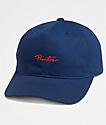 Primitive Mini Nuevo Navy Strapback Hat