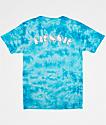 RipNDip Cats Blue Crystal Wash T-Shirt