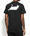 RipNDip Catyanza Black T-Shirt