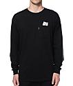 RipNDip Lord Nermal Pocket Long Sleeve Black T-Shirt