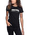 Thrasher Skate Mag Logo Slim Fit T-Shirt