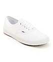 Vans Authentic Lo Pro White Shoes