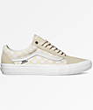 Vans Old Skool Pro Rowan Zorilla White Shoes
