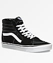 Vans Sk8-Hi Lite Black & White Shoes