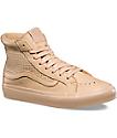 Vans Sk8-Hi Slim Cutout DX Amberlight Shoes