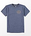 Volcom Boys Stone Co. Indigo T-Shirt