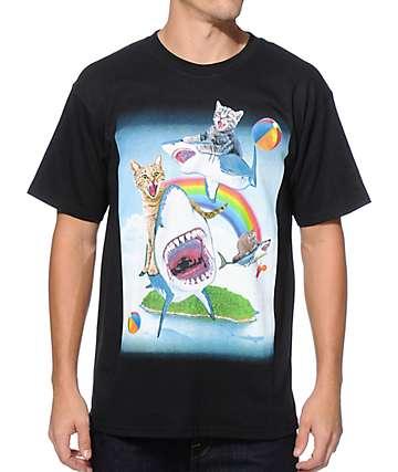 A-Lab Megalodon Cats T-Shirt