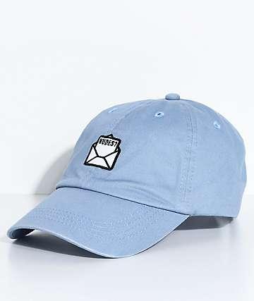 A-Lab Send Light Blue Strapback Hat