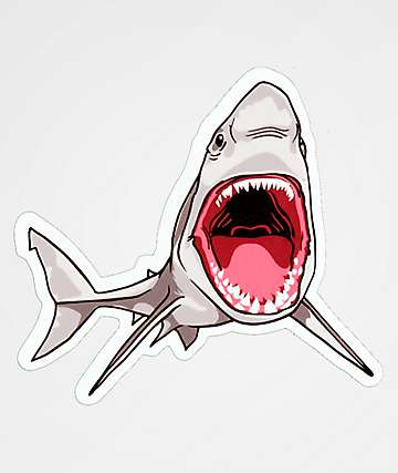 A-Lab Shark Sticker
