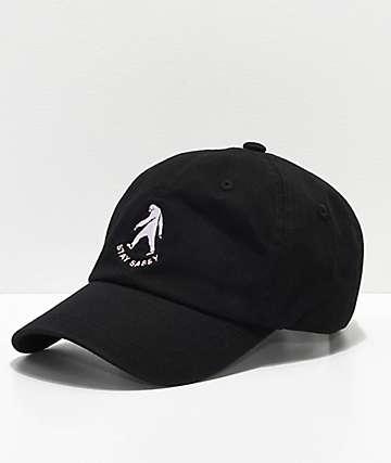 A-Lab Solstice Stay Sassy Black Dad Hat