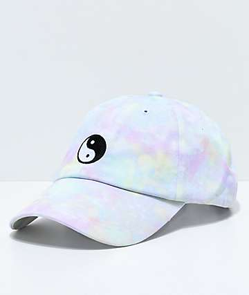 A-Lab Solstice Yin Yang Tie Dye Dad Hat