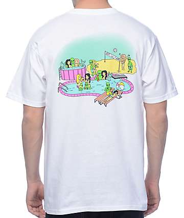 A-Lab Summer of 2069 White T-Shirt