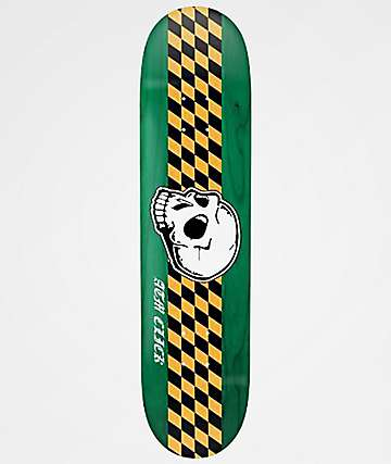 "ATM Finish Line 7.75"" Skateboard Deck"