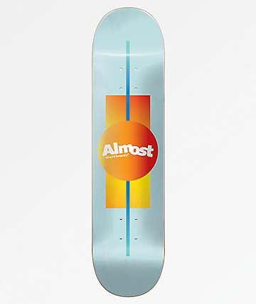 "Almost Gradient Hybrid 8.0"" Skateboard Deck"