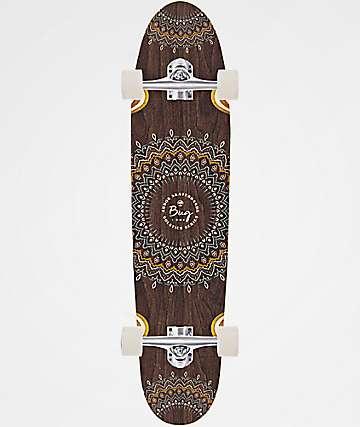 """Arbor Bug Solstice 8.5"""" Cruiser Complete Skateboard"""