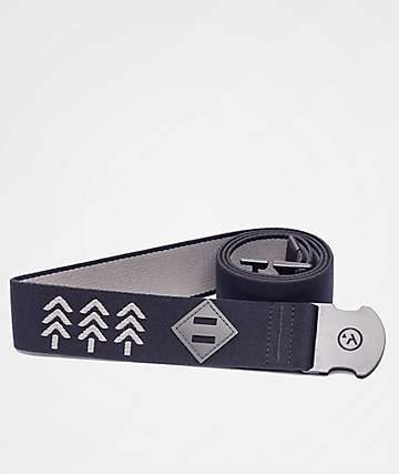 Arcade Blackwood Black & Grey Web Belt