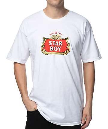 Artist Collective Star Boy White T-Shirt