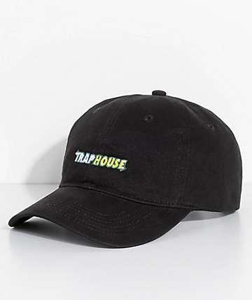 Artist Collective Trap Fresh Black Strapback Hat