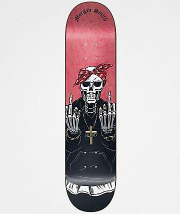 "Blind Morgan Reaper 8.12"" Skateboard Deck"