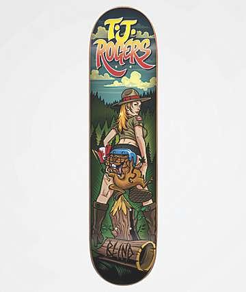 """Blind Rogers Beaver 8.25"""" Skateboard Deck"""