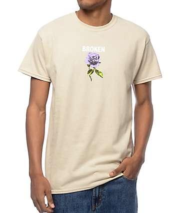 Broken Promises Thornless Sand T-Shirt