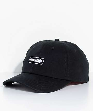 By Any Memes Dat Way One Way Black Dad Hat
