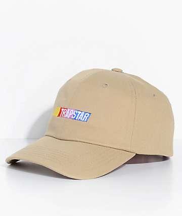 By Any Memes Trapstar Khaki Dad Hat