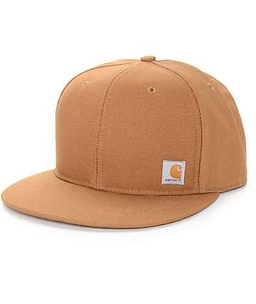 Carhartt Ashland Brown Snapback Hat